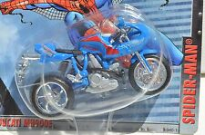 2002 Maisto Marvel Spiderman Motorcycle Ducati MH900E