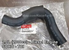 OEM 2.0L-Diesel Radiator Upper Hose ASSY Hyundai Tucson 2005-2009 #254112E350