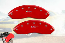 2016-2020 Toyota Tacoma TRD Pro Front Red MGP Brake Disc Caliper Covers 2pc