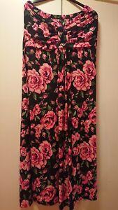 Floral Summer Dress Size 24