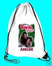 Sac de piscine sac de gym chica vampiro réf 52 personnalisable avec prénom