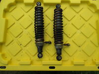 1973 73 Harley Davidson Aermacchi SS350 Sprint 350 Rear Shocks Suspension