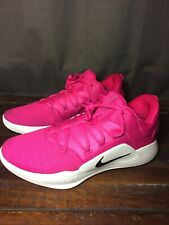 New Nike Hyperdunk X Low Kay Yow Pink Cancer Awareness Size 11