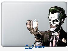 Joker Macbook Stickers Macbook Air / Pro Decals Skin for Macbook Decal Skin  JK