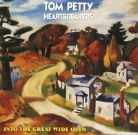 TOM PETTY & THE HEARTBREAKERS into the great wide open (CD, album) southern rock