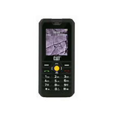 CAT B 30 schwarz Outdoor Handy wasserfest bis zu 1m staubdicht 2MP MP3/MP4 Radio