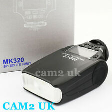Meike MK-320 E-TTL Flash Speedlite Master flash for Canon EOS 5D III 70D 7D 750D