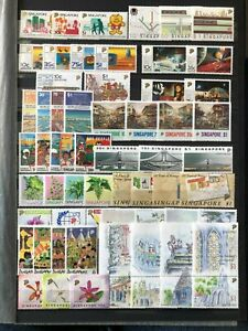 Singapore Mainly MM Selection With A Good Catalogue Value (1043)