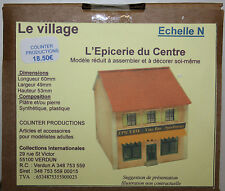 Colinter Productions - Echelle N -  L'Epicerie du Centre