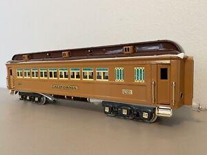 Lionel Classics 6-13421 :: California Passenger Car (#2412) Standard Gauge