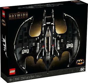 LEGO 76161 DC Batman Batwing 1989 V29 NEU + OVP - inkl Polybag