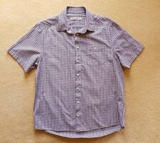 RM WILLIAMS LONGHORN regular FIT SHORT sleeve shirt size XL NEW WITHOUT TAGS
