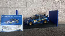 1:18 1999 Saxon Safari Subaru Impreza WRC - Driven by Peter 'Possum' Bourne