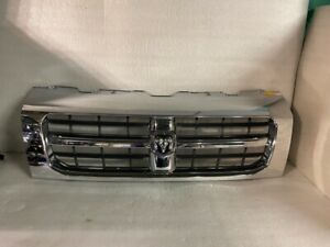 2014-2018 Dodge Ram ProMaster Chrome Grille 6AV97SZ0AA OE