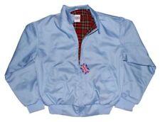 Abrigos y chaquetas de hombre azul sin marca de poliéster