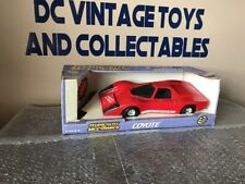 Hardcastle And McCormick 1983 ERTL 1:16 Scale Diecast Coyote with Figure Boxed