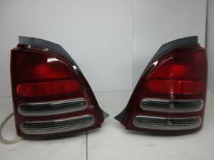 JDM TOYOTA EP91 STARLET RFLF Taillights pair 81560-10350/81550-10370