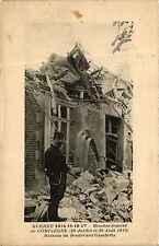 CPA Bombardement de COMPIEGNE Maisons du Boulevard Gambetta (375717)
