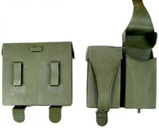 GERMAN ARMY WATERPROOF G3 DUO MAGAZINE AMMO WEBBING POUCH FITS ANY BELT hunting