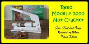 Nut Cracker - Reed Model #2000 - The Only Place on Ebay to Get One of These!