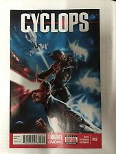 CYCLOPS #2 FIRST PRINT MARVEL NOW (2014) X-MEN STARJAMMERS