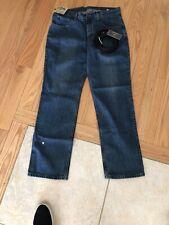 set jEANS & bELT Bills Khakis Men's Classic Fit Jeans 34x32 & Leather belt- NWT