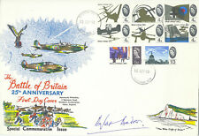 Douglas Bader signed 1965 Battle of Britain FDC