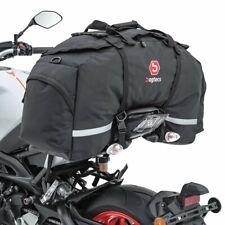 Bolsa trasera moto / Bolsa asiento moto SX80 Bagtecs 70L negro