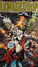 Armageddon ! Chaos Comics USA * # 2 * 1999