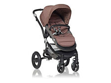 BRITAX Affinity Fossil Brown Standard Single Seat Stroller