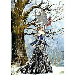 Queen of Shadows by Nene Thomas New Sealed Bluebird 1000 Piece Jigsaw Puzzle
