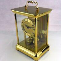 orologio da tavolo/ camino nuovo made in west germany / germania circa 1985