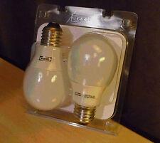 Set van 2 Sparsam spaarlampen 11 Watt E27 NIEUW