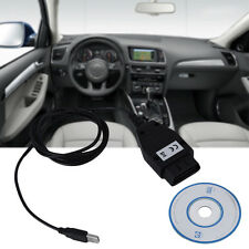 OBD Interface Diagnostic Auto Scanner Scan Tool USB Cable For Ford VCM New RX