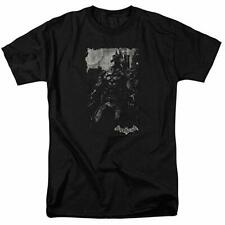 Batman Arkham Knight - Men's T-shirt Bat Brood Med