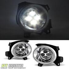 For 13-16 Pathfinder 4 Quad LED Fog Lights Bumper Lamps+Switch 2013-2016