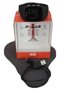 Polar M430 Laufuhr schwarz