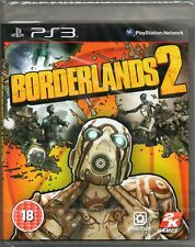 BORDERLANDS 2 GAME PS3 (border lands) ~ NEW / SEALED