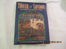 Tower of London by Somerset Fry (1991, Hardcover)
