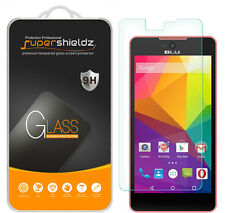 Supershieldz Tempered Glass Screen Protector Saver For Blu Studio C 5+5