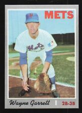 1970 TOPPS #628 WAYNE GARRETT N.Y. Mets sharp/clean/centered NM/MT