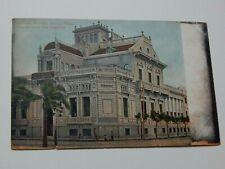Vintage Escuela Normal de La Plata Buenos Aires Argentina Postcard