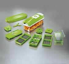 NEW Mandolin Food Slicer Grater Cutter Chopper Shred Peel Vegetables Fruit AUS