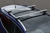 Cross Bars For Roof Rails To Fit Land Rover Discovery 3/4 04-16 100KG Lockable