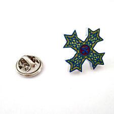 CROCE COPTA bavero pin badge regali per lui