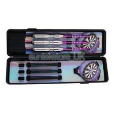 3 x Soft Tip Darts Plastic Tips Safety Darts for Electronic Dartboard Purple