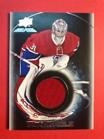 2016-17 Upper Deck Black Hole Red Jersey Patch #BH-CP Carey Price UD Black SP