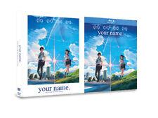 Your Name Blu-ray + DVD Edicion Regular (Latin Spanish Language) Kimi no Na wa