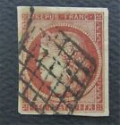 nystamps France Stamp # 9b Used $875     O22y2858