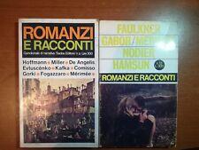 .Romanzi e Racconti 2 vol - AA.VV. -Sadea - 1966 - M